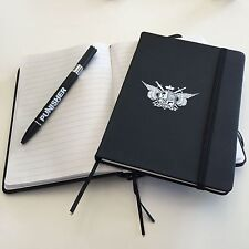 Punisher Life - Battle Journal - Lined Note Book