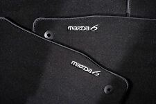 Genuine Mazda 6 Floor Mats Luxury 2007-2009