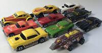Vintage Hot Wheels Hong Kong 1975-1980 Cars Lot Of 10