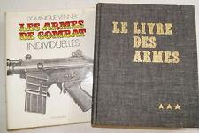 LE LIVRE DES ARMES TOME 3 ARMES DE COMBAT INDIVIDUELLES VENNER 1974 ILLUSTRE