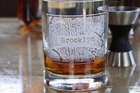Personalized City Map Whiskey, Scotch, Bourbon Glasses SET OF 2 (mapwsky2)