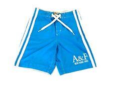 Men's Blue Abercrombie Fitch board swim shorts Size Small