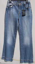 NEW  LUCKY BRAND VINTAGE WIDE LEG   WOMAN  JEANS SIZE 2/26 BLUE