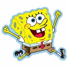 SpongeBob Squarepants Vynil Car Sticker Decal 2.5""