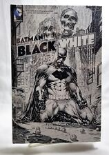 2014 DC Comics Batman Black And White Volume 4 Hardcover TPB Neal Adams