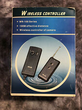 JJC WR100 Wireless Remote for Pentax Contax Samsung & Canon Cameras