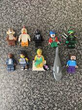 Lego Minifigure  Bundle X10