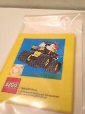 Jeu de logique Taquin prime LEGO JEEP NEUF 1988