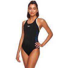 SPEEDO Boom Muscleback One-piece Swimsuit - Size 14  RRP $80