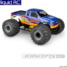JConcepts 0370 2005 Ford F-250 Super Duty MT clear body