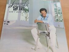 "LIONEL RICHIE ""Can't Slow Down"" LP VINYL / MOTOWN RECORDS - ZL 72020 / 1983"