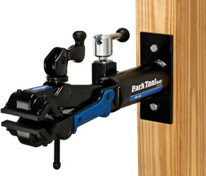 Park Tool Bicycle Bike PRS-4W-2 Deluxe Wall-Mount Repair Stand With 100-3D Clamp