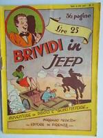 brividi in jeepalbi nuove avventure pippo il guastatoretedeschi 6 1948 fumetti