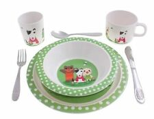 Koch- und Ess-Sets mit Tiere Motiv für Kinder