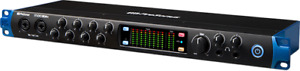Presonus Studio 1824c ultra high-def USB compatible rack mount audio interface.