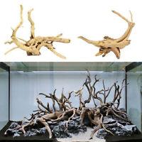 Aquarium Natural Tree Trunk Driftwood Fish Tank Plant Wood Decoration Ornament