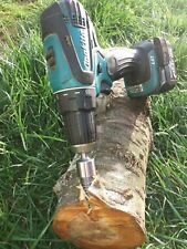Log Wood Splitter For Handheld Drills