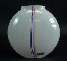 Kosta Boda  Vase -  Rainbow  - Design  Vallien Schweden