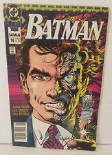 BATMAN ANNUAL #14 1990  FN.VF