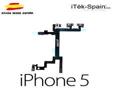 Cable Flex Encendido Botones On/Off Mute Volumen para iPhone 5 5G