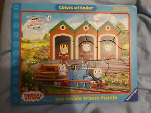 Thomas & Friends: Colors of Sodor: 25 piece Frame Puzzle