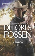 Landon: A thrilling romantic suspense (The Lawmen of Silver Creek Ranch) by Foss