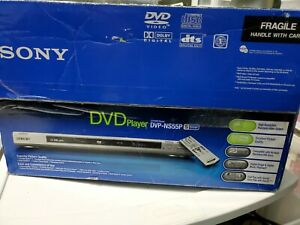 Sony DVP-NS55P DVD Player - New  and Sealed.