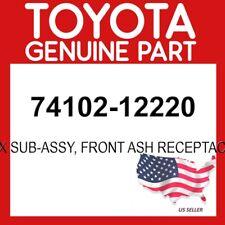 Toyota 74102-12220 Ash Receptacle Box Sub Assembly