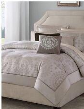 Madison Park *Tiburon* 6 Pc King Duvet Set~1 Duvet Cover/2 Shams/ 3 Pillows New