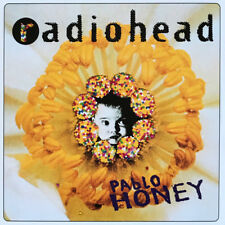 Radiohead PABLO HONEY Debut Album 180g XL RECORDINGS New Sealed Vinyl Record LP