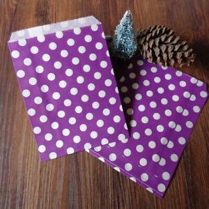 25Pcs Gold Party Wedding Stripe Buffet Kraft Glitter Bags Candy Paper Favor