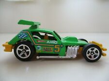 HOT WHEELS - 40TH ANNIVERSARY - AMC GREASED GREMLIN ASPHALT MODIFIED RACE CAR