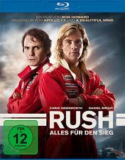 Blu-ray * RUSH - ALLES FÜR DEN SIEG - Daniel Brühl - Niki Lauda # NEU OVP §