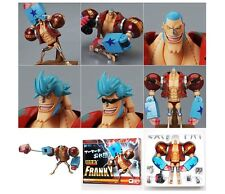 ONE PIECE CHOGOKIN BF-37 FRANKY BANDAI 2011 (Monkey D.Luffy/Trafalgar Law/Zoro)