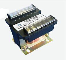 (1)Input AC 380V Output AC 220V Single Phase Volt Control Transformer 50VA Power