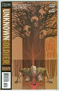Unknown Soldier #14 January 2010 VF/NM