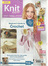 KNIT NOW,  ISSUE 10 ( 101 FRESH IDEAS FOR YOU TO TRY THIS SEASON * 7 EASY BABY