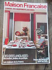 Maison Française  n°308  juin 1977