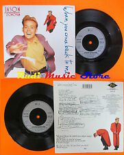 LP 45 7'' JASON DONOVAN When you come back to me 1989 france PWL 46 cd mc dvd*