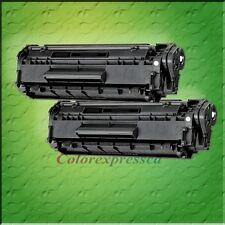 2 TONER CARTRIDGE FOR CANON 104 MF4120 FAX L120 L100