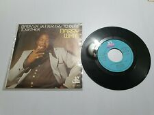"""Barry White  Babe,we better try to get it Together Vinilo Lp 7"""" Made in Spain"""