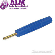 New Silverline Tyre Valve Core Remover Tool,  ideal for Van,Car Bike tyres