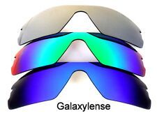 Galaxy Replacement Lenses For Oakley Radar Path Blue&Green&Gray Polarized 3Pair