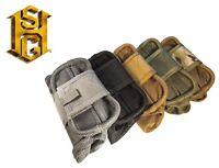 HSGI 12DP00/13DP00 MOLLE or BELT or ABM Mag Net Taco Mag Dump Pouch-MC-CB-OD-BK
