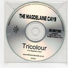 (FU294) The Magdelaine Cays, Tricolour - DJ CD