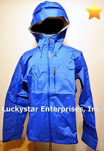 Patagonia Men's Torrentshell Stretch Jacket - Blue - XL - $199 - NWT - 816552