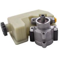 Power Steering Pump With Reservoir Fit Jeep Liberty 2.4L 3.7L V6 SOHC 96-64610