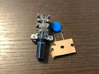 Hitachi HMA-8300 Power Switch, Knob, & Snubber Cap NEW Perfect Replacement