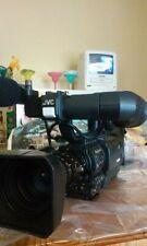 JVC GY-HD200 High Definition Mini-HDV Camcorder (37 Hours)