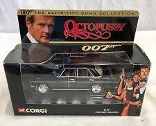 James Bond 007 Mercedes Saloon Octopussy Corgi The Definitive Bond Collection